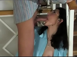 mother son fucking a bit of butt hard
