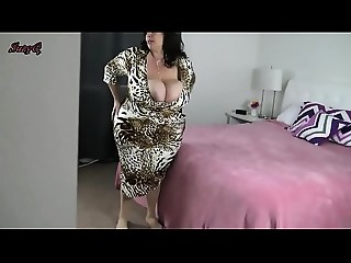 Chunky step mama can't live without me - Getlaidbbw.com