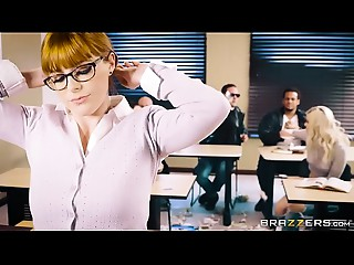 Brazzers - Penny Pax - Large Milk sacks At School