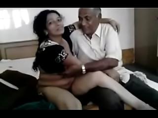 Indian desi bhabhi with neighbor