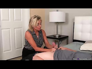 ov40-Naughty mother I'd like to fuck POV oral-stimulation