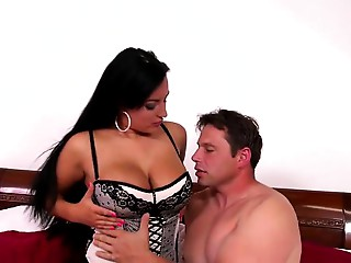 DDF Busty-Beauty with Flawless milk shakes copulates like a fantasy machine