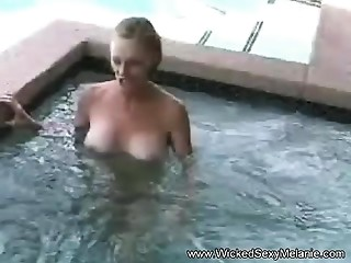 Mother Makes Son Enjoyment Her