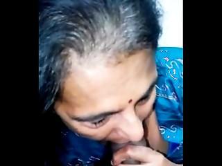 older punjabi aunty engulfing nicely