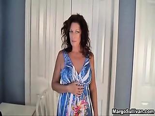 Margo Sullivan Hypnotized by son