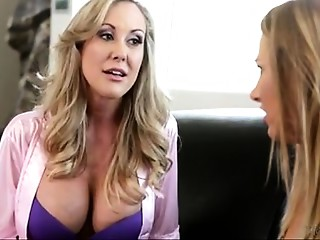 Brandi Love and Carter Cruise at Mommy&#039_s Angel