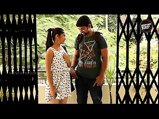 Indian juvenile Cutie Romanced with College Ex Boyfriend 2015 Mamatha Hawt Short Film