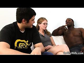 White pair interracial sex
