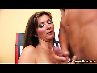 my sexually excited stepmammy screwed