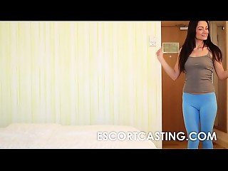 Tiny MILF Desires To Be Escort And Is Secretly Filmed