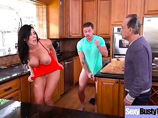Hard Intercorse Tape With Hawt Bigtitted Wife (Reagan Foxx) mov-21