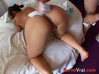 This babe cant stop to have a fun !! Multiorgasmic French dilettante
