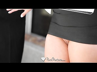 PureMature - Kiera Rose uses her sex skills to receive her way