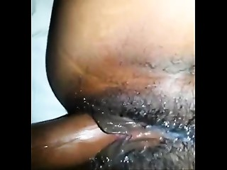 Fucking my maid after work