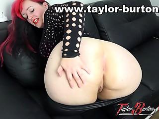 Taylor Burton loves to talk messy